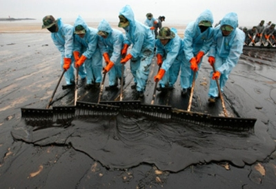 Oil Spill BP