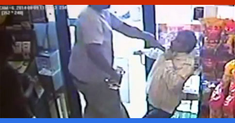 Man robbed and assaulted from Michael Brown releases a video of his looted store
