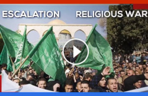 Muslims wants to start a war to stop Christians and Jews visitors into The Temple Mount