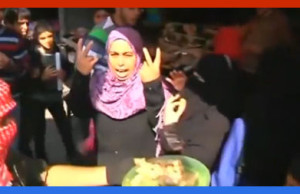 Muslims celebrate death, Israel mourns. What a difference!