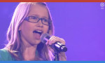"""This young girl sings just like Dolly Parton """"I Will Always love You"""" – What a phenomenal performance"""