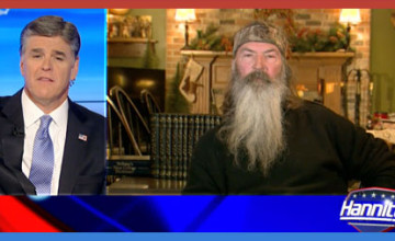 "Duck Dynasty's Phil Robertson on 'Hannity': ""America has lost Jesus"""