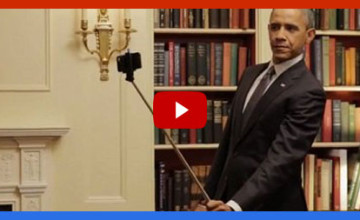 President Obama Takes a Selfie to Promote Obamacare and Be Loved by The Pop Colture
