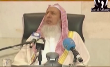 The Head Of Sharia Law in Saudi Ordered All Christian Churches Demolished!