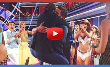 "Noah Galloway Got An Incredible Surprise on ""Dancing With The Stars"""