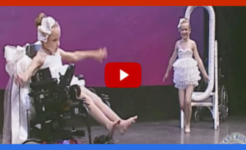 One of the MOST Amazing Performance By The Latkovski Sisters for Handicapped Children