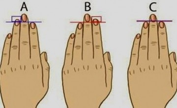 What Your Ring Finger Type Says About Your Personality. I Couldn't Believe How Right Mine Was. It's your Turn