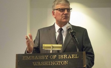 Rev. Graham Calls All Americans To Do This Against Iran and Muslims