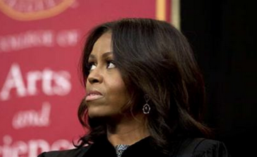BREAKING: Michelle Obama Just Made a Racist Speech Attacking White
