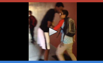 """VIDEO: I Didn't Expect This To Happen When This Punk Messed With The Wrong """"Little White Kid"""""""