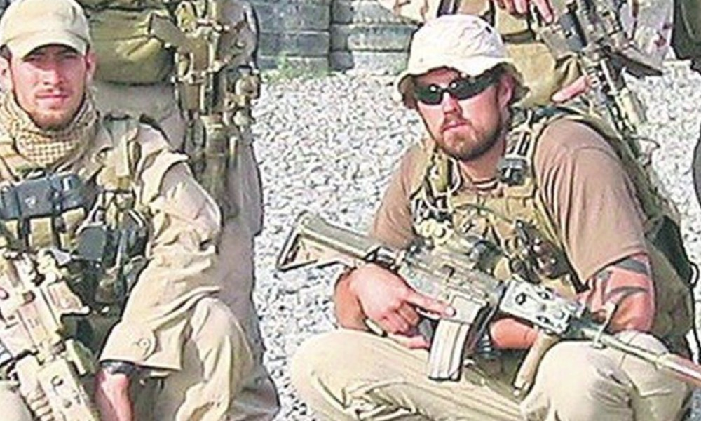 'Lone Survivor' Marcus Luttrell Called 'A Hero' And Then THIS Happens