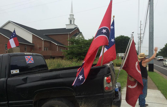 Confederate Flag Tailgate Html Autos Post