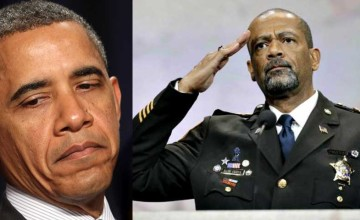 This Sheriff Is NOT Afraid To Take On OBAMA...Here's What He Said About Gun Rights!!!