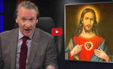 Bill Maher MOCKS GOP's Faith With 'Supply Side Jesus'!