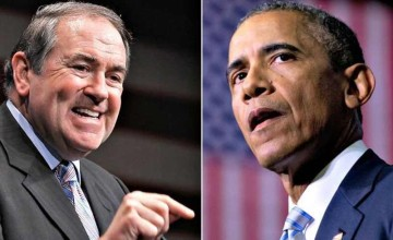 What Mike Huckabee Said That EXPOSES Obama's LOVE For ISIS And HATE For Christianity...