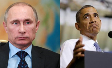 Putin Hints Retaliation For Downed Russian Jet! But Obama Says...