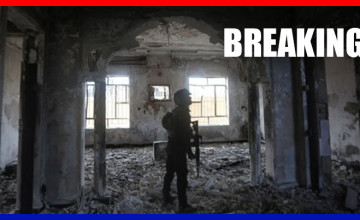 BREAKING: Iraqi Forces Retake Strategic Location From ISIS...