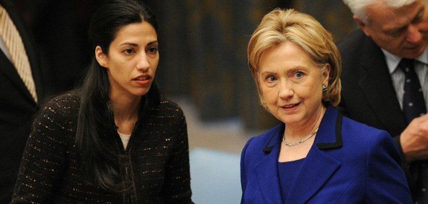 FBI Director Would Like To Indict Both Huma And Hillary...A SLAM DUNK!!!