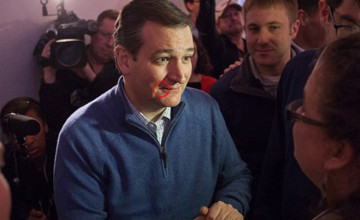 Can't Stand Ted Cruz's Face? Here's The Reason Why...