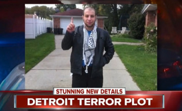 ISIS Supporter Planned Terror Attack on U.S. Christian Church...Left Is Silent