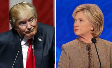 Trump will have to work hard to beat Clinton