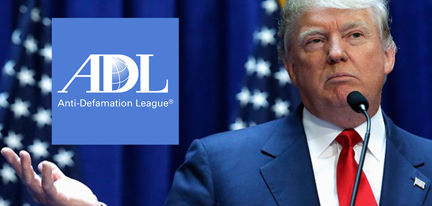 """Is Trump Anti-Semitic? ADL Warns Trump Not To Use """"America First"""" Because..."""