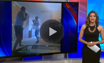 Controversial Video Of Father Boxing Son For Discipline Lesson Earns Him Jail Time
