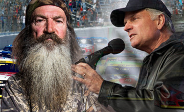 Franklin Graham Defends Duck Dynasty Phil Robertson's Jesus-Centered NASCAR Prayer