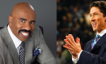 VIDEO: Steve Harvey Tells Joel Osteen Story Of How God Wants To Bless You...WOW!