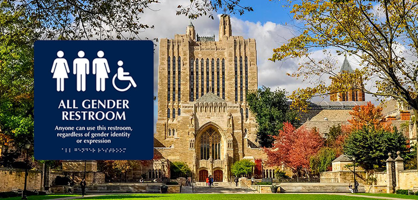 Ivy League School Puts Dozens Of Gender-Neutral Bathrooms Across Campus
