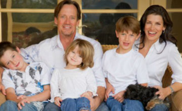 Actor Kevin Sorbo's Wife On Homeschooling, Public Education Raises Socialists