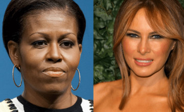 Cartoon Comparing Michelle Obama & Melania Trump Has Leftists FURIOUS!!!