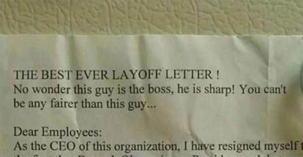 layoff-letter