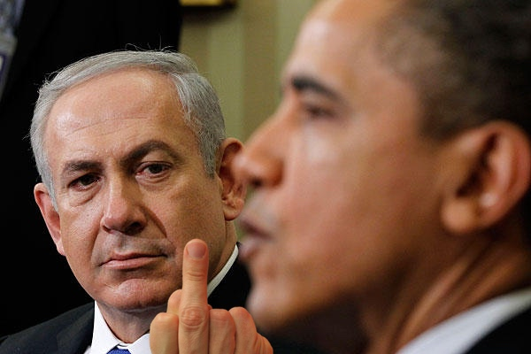 Netanyahu had one more humiliation for Obama