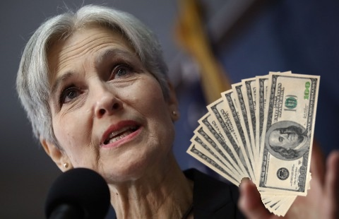Jill Stein is despicable