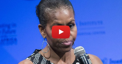 Michelle Obama says she is a sex symbol