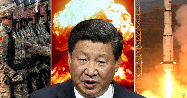 ALERT: China Makes SHOCK Announcement About War With America