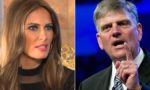 Franklin Graham Tells Melania Trump What He Thinks of Her Using THE LORD'S PRAYER at a Political Rally