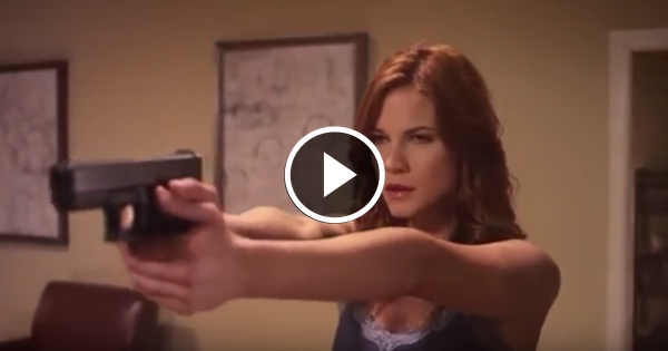 Awesome Pro-Gun Ad: 'Somebody Picked the WRONG Girl'