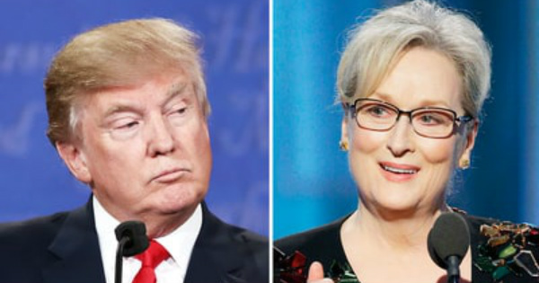 Loudmouth Anti-Trump Actress MERYL STREEP Gets Oscar Nomination for One UNBELIEVABLE Reason