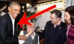 OUTRAGE Over What Barack Obama Was Just Spotted Doing... Look Closely