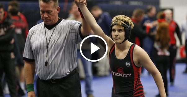 Transgender Boy Does the UNTHINKABLE at Girls' Wrestling Match... This is Actually HAPPENING