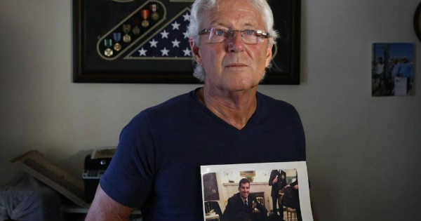 Father of Slain Navy SEAL Refused to Meet With Trump