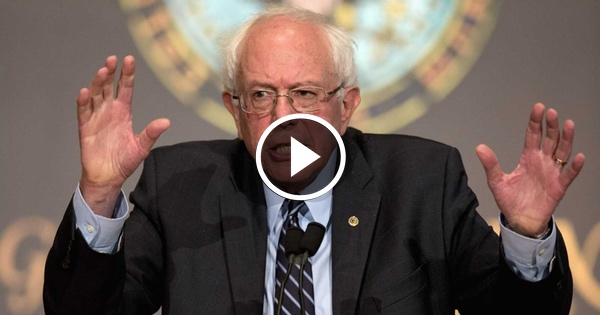 Want to Know Just How Crazy Bernie Sanders Is? Watch This Video