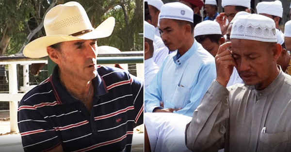 Muslims Offer Rancher $2M to Build Mosque, His Response is EPIC