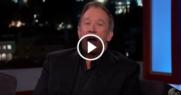Tim Allen DEMOLISHES Liberal Hollywood... AGAIN!