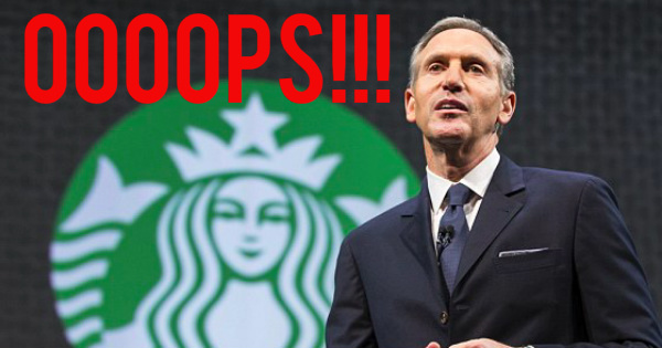 Starbucks CEO is RUINED After Trying to Take On Trump