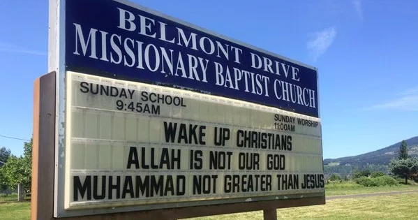 Muslims Demand Church Surrender to Islam, But Pastor Has Other Plans [VIDEO]