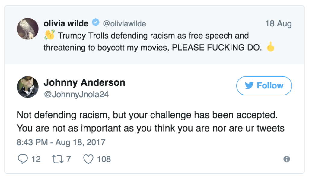 Celebrities Ask Trump Supporters to Boycott Their Movies, GET INSTANT JUSTICE and BRUTAL Wake Up Call