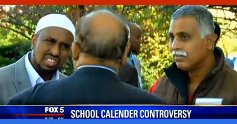 Muslims forced Maryland school to ban Christmas because it insulted them